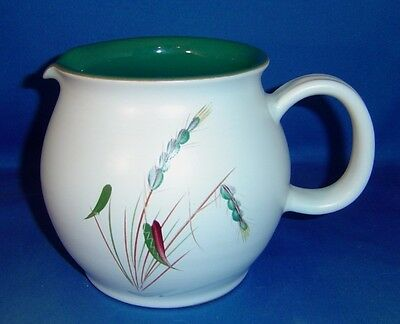 Denby Greenwheat Pitcher, 40 Ounces