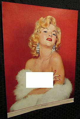 1950s PIN-UP Calendar Top 11x14.5 FN+ Sultry Charm Blonde