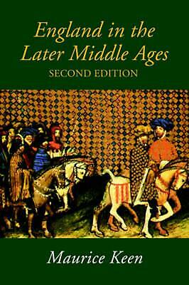 England in the Later Middle Ages by Maurice Keen (English) Paperback Book Free S