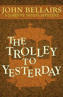 The Trolley to Yesterday by John Bellairs (English) Paperback Book Free Shipping