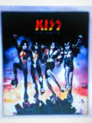 KISS GENE SIMMONS PETER PAUL ACE DESTROYER RACHEL FLEECE THROW BLANKET 50X60 NEW