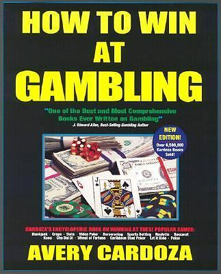 Avery Cardoza - How To Win At Gambling 4e (2002) - Used - Trade Paper (Pape