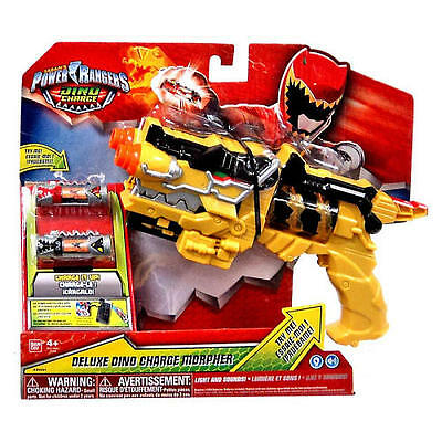 Power Rangers Dino Charge Deluxe Dino Charge Morpher