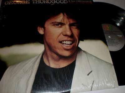 George Thorogood Bad To The Bone SIGNED w/Backstage Pa