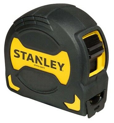 Stanley 0-33-569 STHT0-33569 Roofers Tape Measure Rubber Grip 8M Metric Imperial