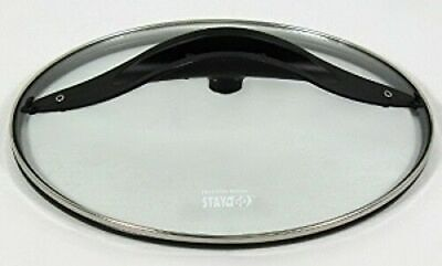 Replacement Oval Glass Lid Crock Pot & Slow Cooker for Rival SCVP609-KLS