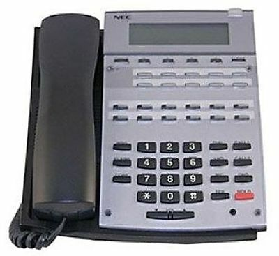 NEC 22B HF/Disp Aspire Phone BK 0890043 IP1NA-12TXH TEL Refurb *1 Year Warranty*