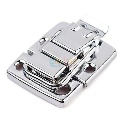 Stainless Steel Spring Draw Toggle Latch For Chest Box Case Clasp Mini Portable