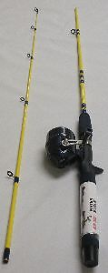 EAGLE CLAW WATER EAGLE 6Ft SPINCAST COMBO 6723