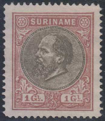 SURINAME Sc 15 LITHO FORGERY PERF 14 UNUSED VF & SCARCE