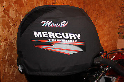 TUFFSKINZ VENTED OUTBOARD MOTOR cover for Mercury 150hp 4 Stroke