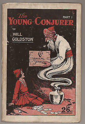 THE YOUNG CONJURER part 1 by Will Goldston