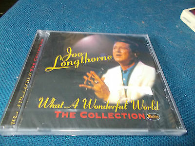 Joe Longthorne - What a Wonderful World (The Collection, 2001)sealed