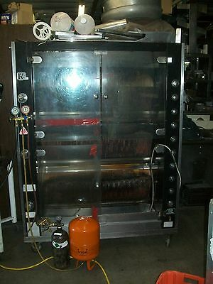 Chicken Rotisseri, Made In France, Rotisol-1350-8,Gas Unit 900 Items On E Bay