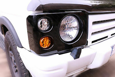 RDX Headlamp LED Lamp/light Surrounds Land Rover Discovery 300Tdi NEW
