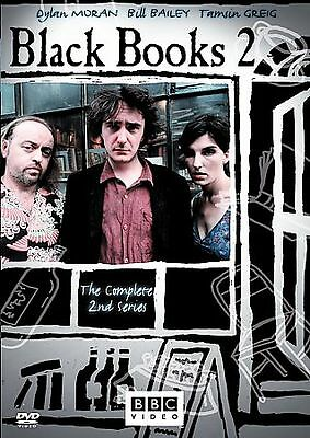 Black Books - The Complete Second Series (DVD, 2006)
