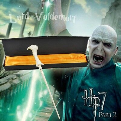 """Harry Potter Lord Voldemort 34cm/13.6"""" Collectible Magical Wand Cosplay NIB"""