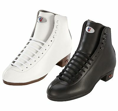 Riedell 120 Artistic Leather Roller Skate Boots