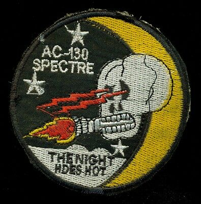 USAF AC-130 Spectre Gunship Special Operation Ops Patch 6