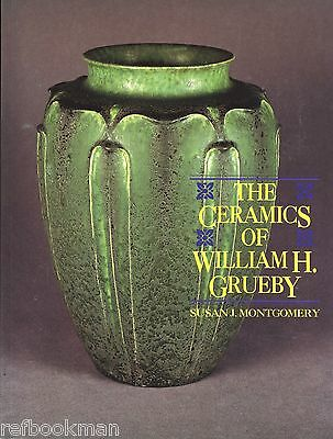 Grueby American Art Pottery Artist Signatures Shapes Types / In-Depth Hrdbk Book