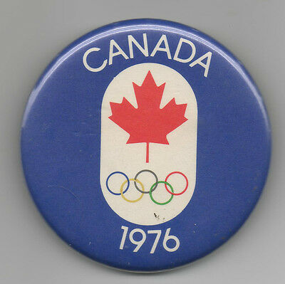 Original PIN / badge   Olympic Games MONTREAL 1976 // Special Edt. A  !!  RARE