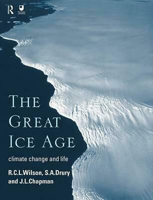 NEW The Great Ice Age: Climate Change and Life by Chapman J.a. Paperback Book (E