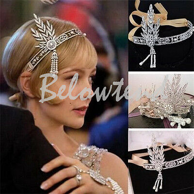 Wedding Bridal Princess Rhinestone Crystal Tiara Bride Hair Headpiece Crown New
