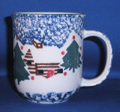 Tienshan Cabin in the Snow Mug(s)