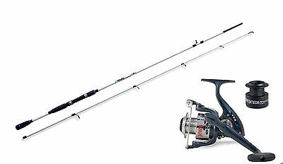 Lineaeffe Saltwater spinning rod & Andromeda 030FD Reel combo Opt 4 Rod Lengths.