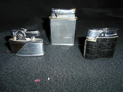 Collection of   Lighters(3)...RONSON  and others