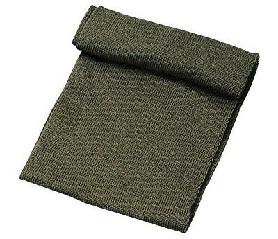 Scarf 100 % Wool G.i. Olive Drab  Rothco 8420
