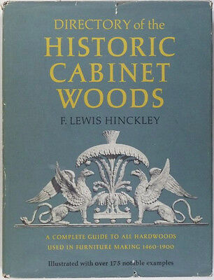 Antique Furniture Woods - Guide to American English European Cabinet Wood