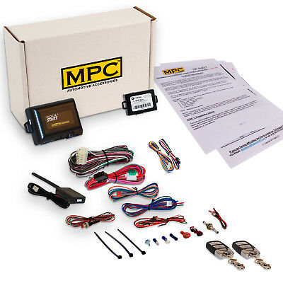 Remote Start/Keyless Entry for Select GM 2000-09  DIY Install.   Complete Kit