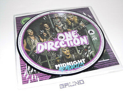 "7"" Single: One Direction - Midnight Memories, PICTURE, NEU"