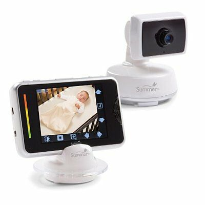 NEW Summer Infant Baby Touch Digital Color Video Baby Monitor