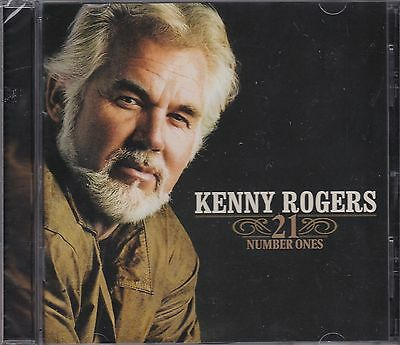 Kenny Rogers - 21 Number Ones - Cd