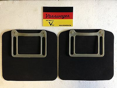 Vw Golf Jetta Scirocco Gti Mk1 Mk2 8V Radiator Cowling Cooling Rubber Flaps