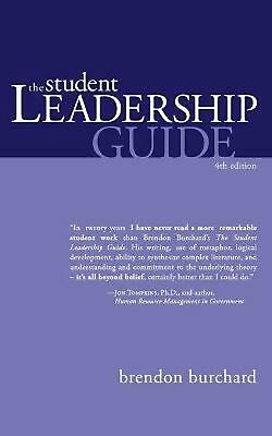 The Student Leadership Guide by Brendon Burchard (English) Paperback Book