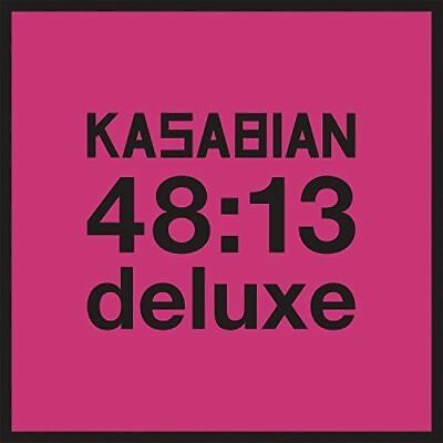 Kasabian - 48:13 (Deluxe) NEW CD+DVD