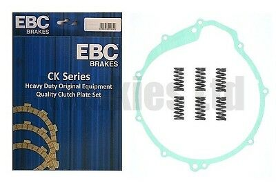 Yamaha TDM900 Non-ABS 2002-2011 EBC Clutch Plates, Spring & Cover Gasket