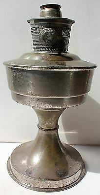 Vintage Super Aladdin Kerosene Lamp London Made In UK #go440