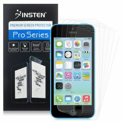 5x Matte Anti-Glare Front LCD Screen Protector Guard Film For iPhone 5/5G 5S 5C