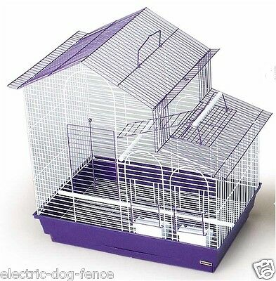 """House Style Tiel Small / Medium Size Bird Cage  26"""" L x 14"""" W x 24"""" H by Prevue"""