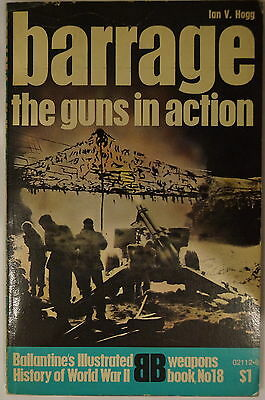 Barrage: the Guns in Action