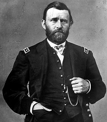 Ulysses S Grant  8X10 Glossy Photo Picture  Image #2