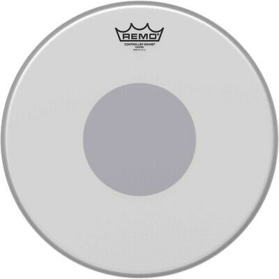 "Remo 14"" Controlled Sound Coated Tom Or Snare Drum Head Skin CS-0114-10"