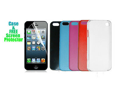 50x hard cases for iPhone 5, 5S & 50x Screen Protector Wholesale lot 150 items!