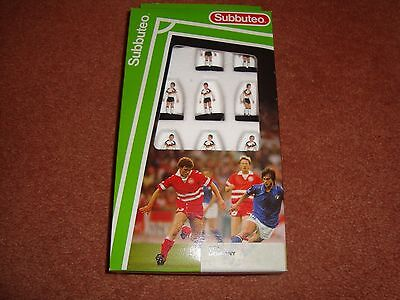 Subbuteo Germany Football Team 681 first class condition