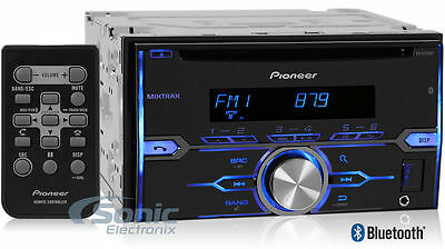 NEW Pioneer FHX720BT In-Dash CD/MP3/iPhone/Android Bluetooth Car Stereo Receiver