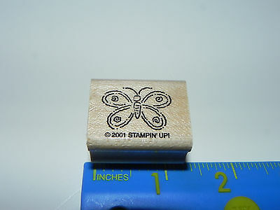 Stampin Up Single Stamp - Whimsical Butterfly